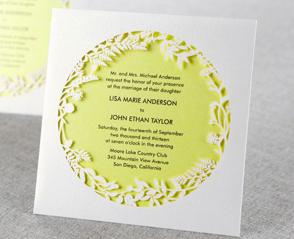 1 Wedding Invitations as great invitations layout